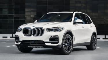 BMW X5 - Front 3/4 Quarters