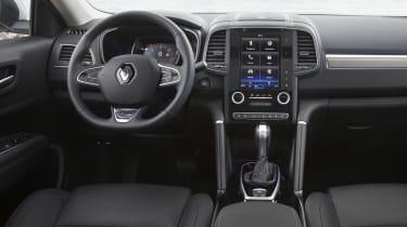 Renault Koleos Initiale Paris - dash