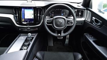 Mercedes C250 BlueTEC Estate AMG Line boot