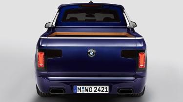 BMW X7 pick-up truck rear