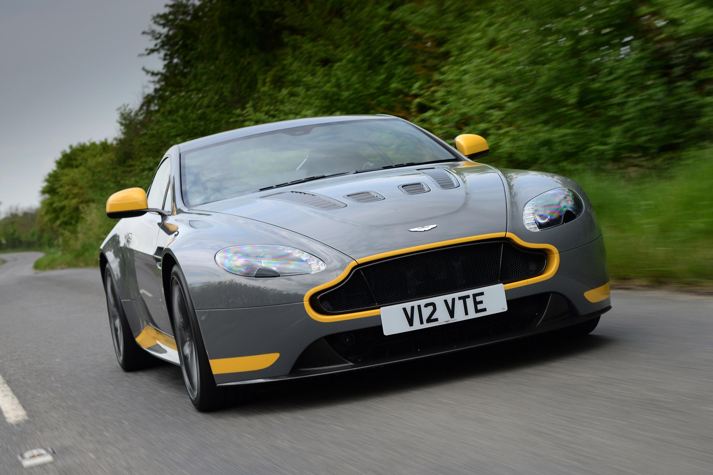 Aston Martin V12 Vantage S Review Auto Express