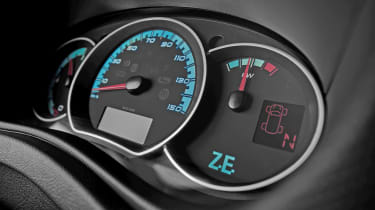 Renault Master Z.E - instruments