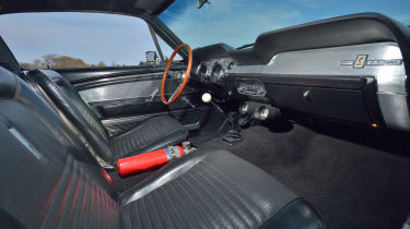 Ford Mustang Shelby GT500 Super Snake - interior