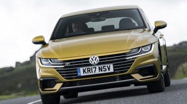 Volkswagen Arteon - front cornering