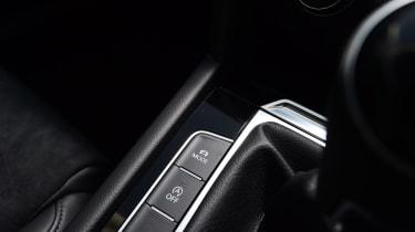 Volkswagen Passat - buttons