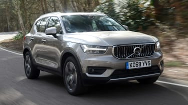 New Volvo XC40 Recharge T5 2020 review  Auto Express