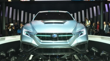 Subaru VIZIV Performance Concept - full front