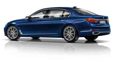 BMW 7 Series THE NEXT 100 YEARS - rear three quarter