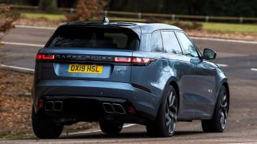 Range Rover Velar SVAutobiography Dynamic - rear cornering