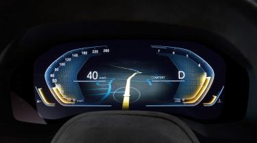 BMW Concept 8 Series - sat-nav