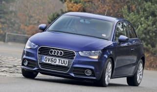 Audi A1 front cr
