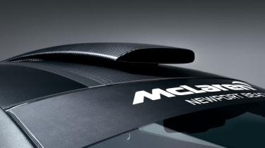 McLaren MSO X - detail
