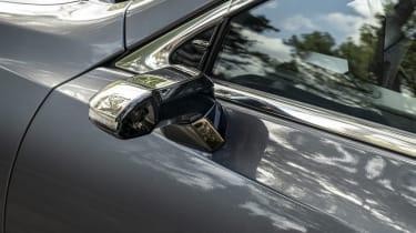 Lexus ES - camera