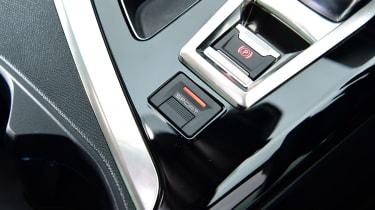 Peugeot 3008 - interior detail