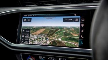 Audi RS Q3 - navigation