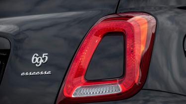 Abarth 695 Esseesse - rear light