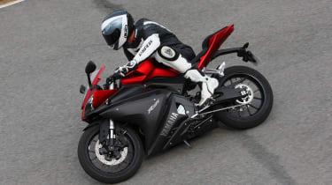 Yamaha YZF-R125 high