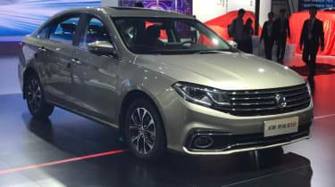 Chinese copycat cars - Jingi S50