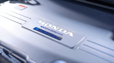 Honda Clarity - engine