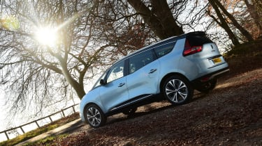 Renault Grand Scenic - rear static