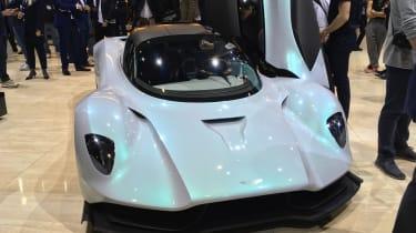 Aston Martin 003 concept - Geneva front