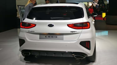 Kia Ceed GT rear