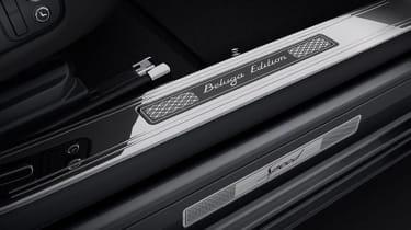 Bentley Beluga - sill detail
