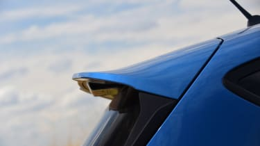 Ford Fiesta ST - rear spoiler