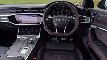 Audi RS 6 - dash