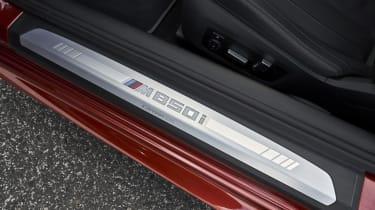 BMW M850i sill