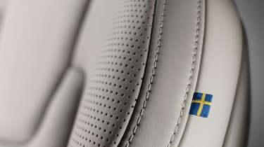 Volvo S90 - leather seat