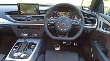 Audi RS7 Performance - dash