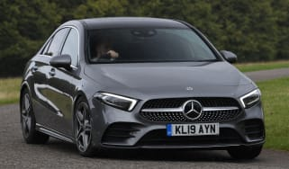 Mercedes A 250 Saloon - front cornering