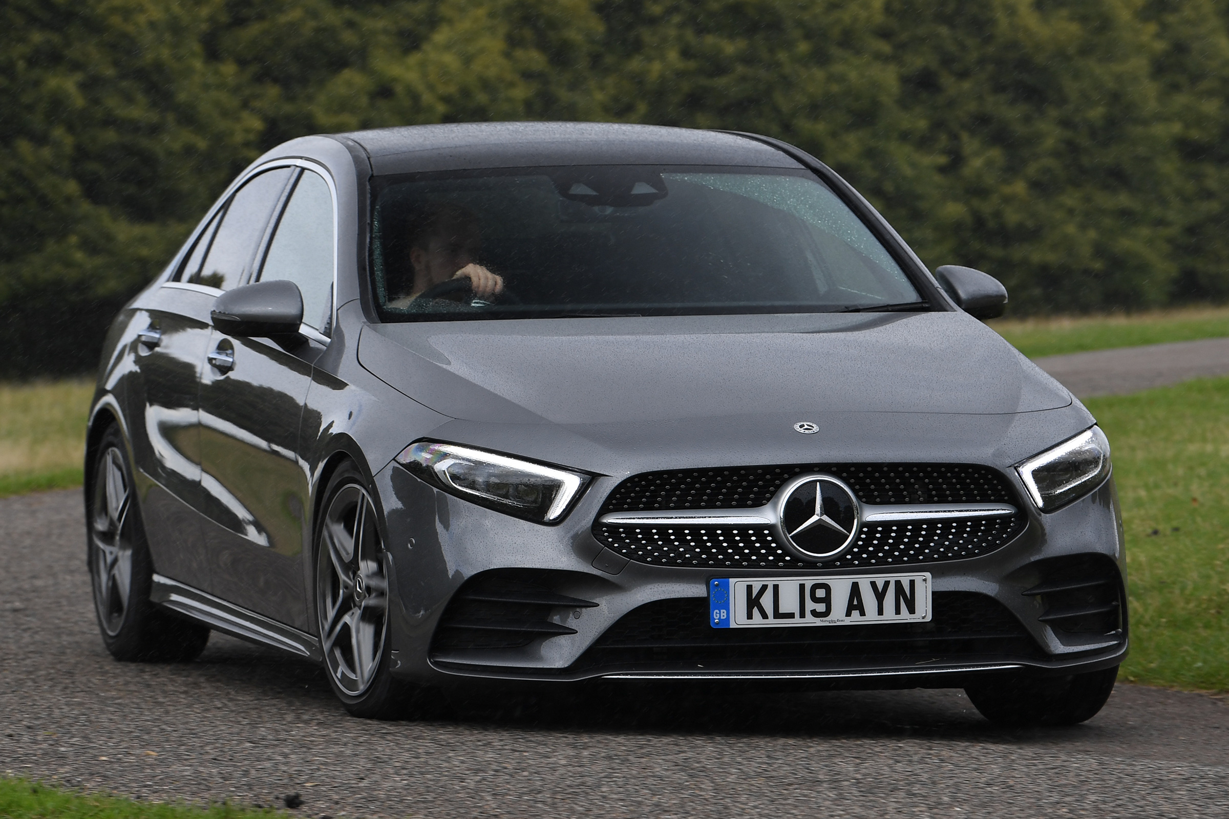 New Mercedes A Class Saloon 2019 Review Auto Express