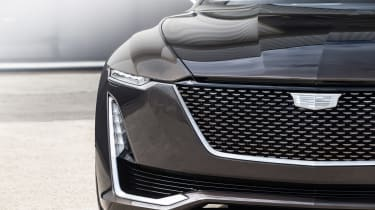 Cadillac Escala concept - grille