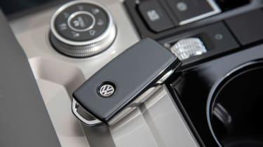 VW Touareg One Million - key