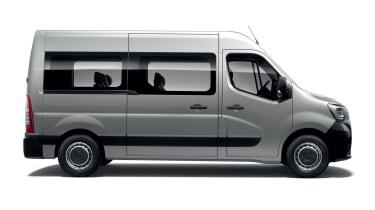Renault Master - minibus