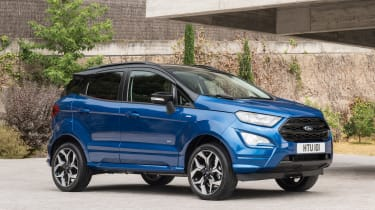 Ford EcoSport - front static