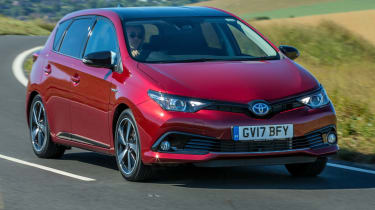 A to Z guide to electric cars - Toyota Auris hybrid