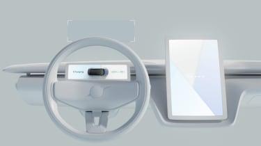 Volvo future infotainment