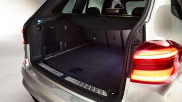 BMW X3M - boot