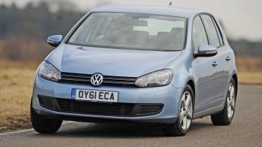Air-con condenser - Volkswagen Golf