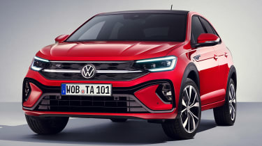 Volkswagen Taigo R-Line - front static