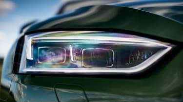 Audi RS 5 Sportback headlight