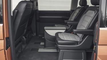 Volkswagen Caravelle - seats