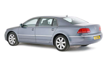 Used Volkswagen Phaeton rear