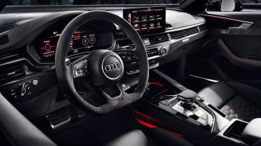 Audi RS 4 Avant - cabin
