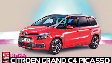 MPV of the Year 2017 - Citroen Grand C4 Picasso