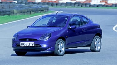 Ford Puma icon review - front