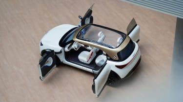 Smart SUV concept - above